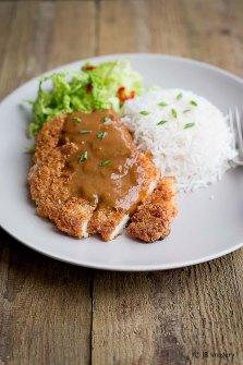 Chicken Katsu Curry 4 w