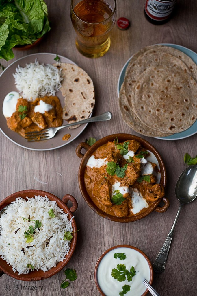 Butter chicken 2 w
