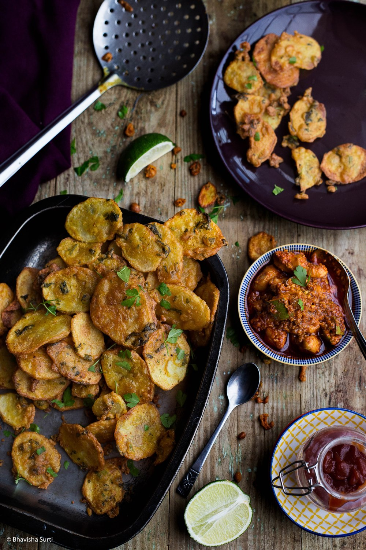 Potato Bhaji Bhavisha Surti